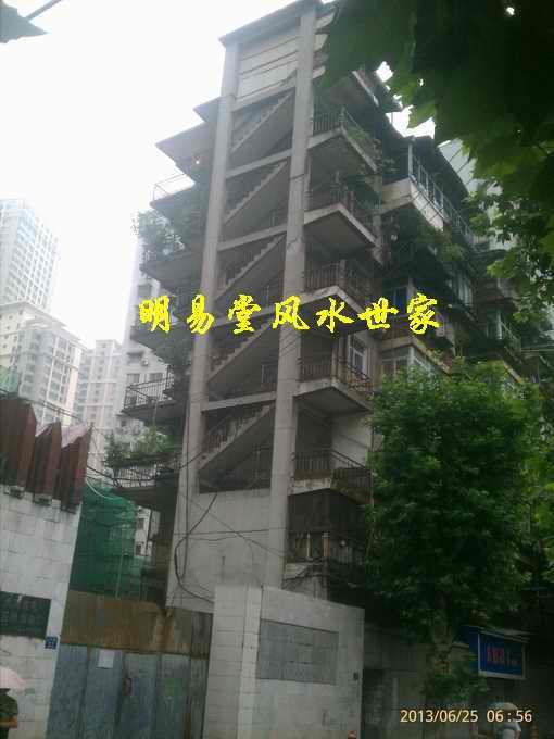 武汉风水师丁峰的风水堪宅故事11 入户花园进门的屋宅风水
